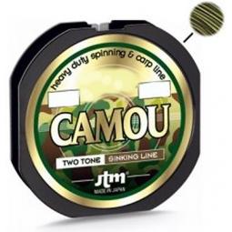 JTM Camou 0.38mm 1000m