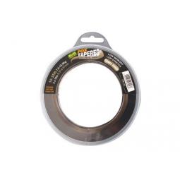 Fox Tapered Soft Mono Leaders 12-30lb 0.33-0.50mm 3x12m Trans Khaki