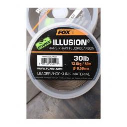 Fox Illusion Fluorocarbon 30lb 30m 0,50mm
