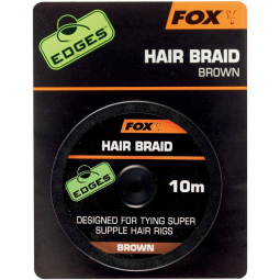 Fox Hair Braid 10m Brown