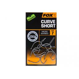 Fox Edges Curve Shank Short Hooks