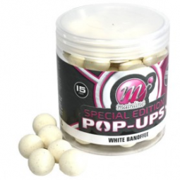 Pop-up limited edeition white banofee