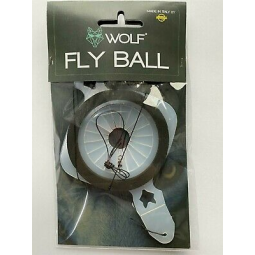 Wolf fly ball